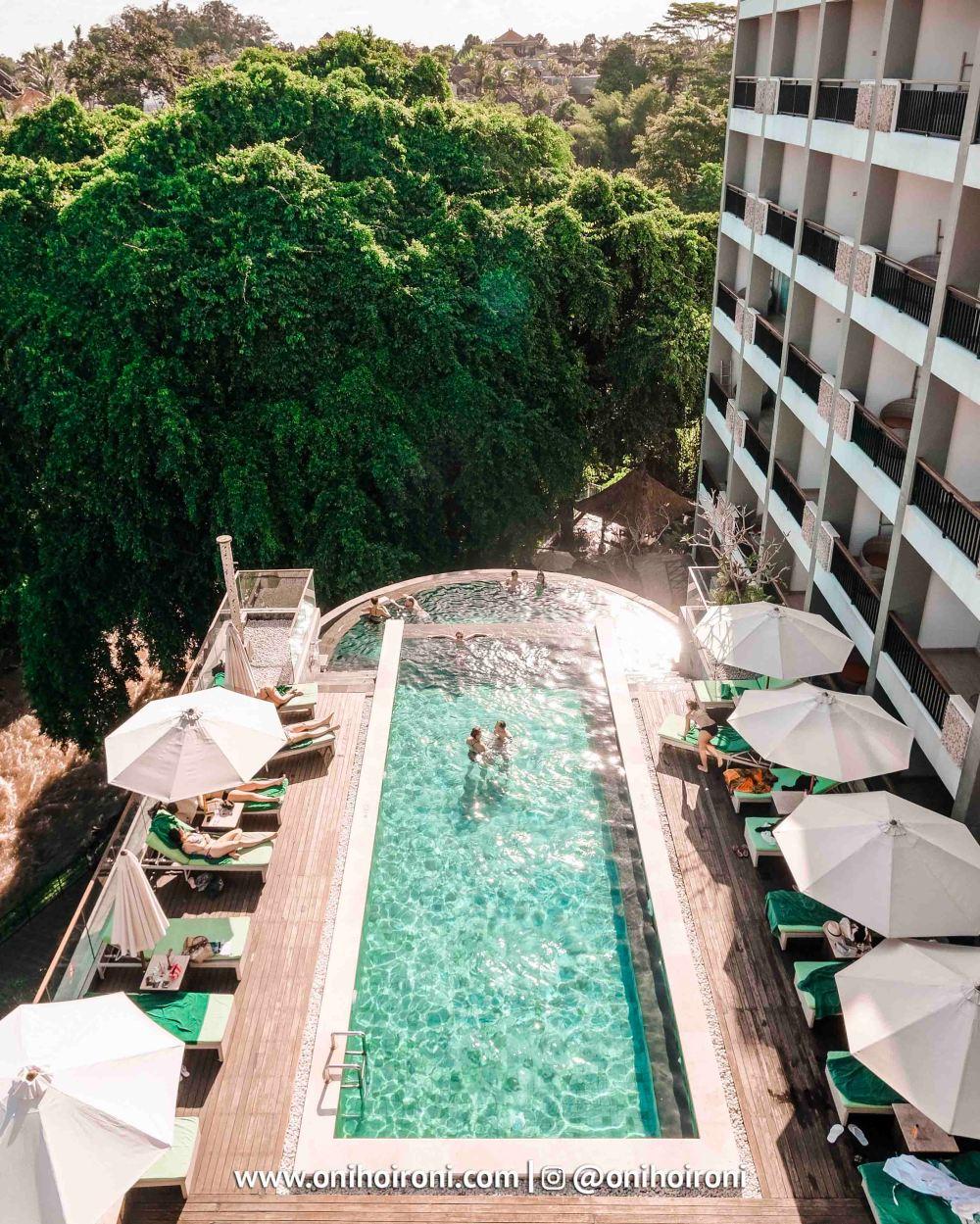 7 Swimming Pool Sthala Ubud Bali Oni Hoironi