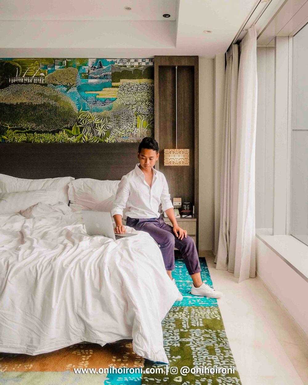 Oni Hoironi life style blogger indonesia