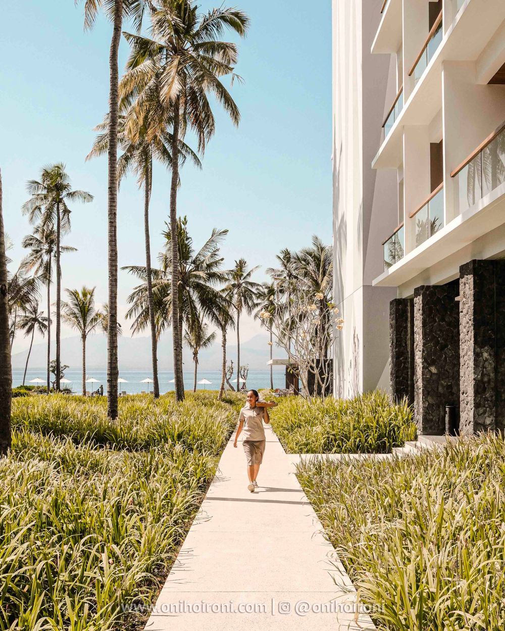 1 Spot instagramable Review Hotel Dialoog Banyuwangi oni hoironi