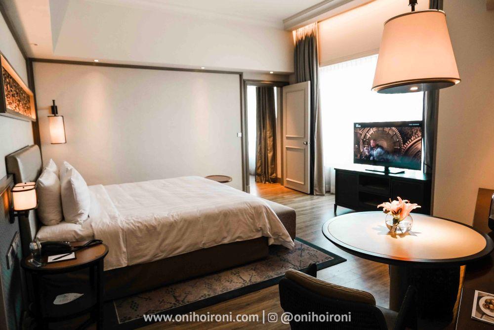 10 Review ROOM KAMAR Shangrila Surabaya Hotel Oni hoironi.jpg