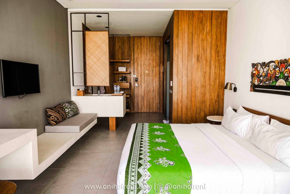 10 Room Review Hotel Dialoog Banyuwangi oni hoironi