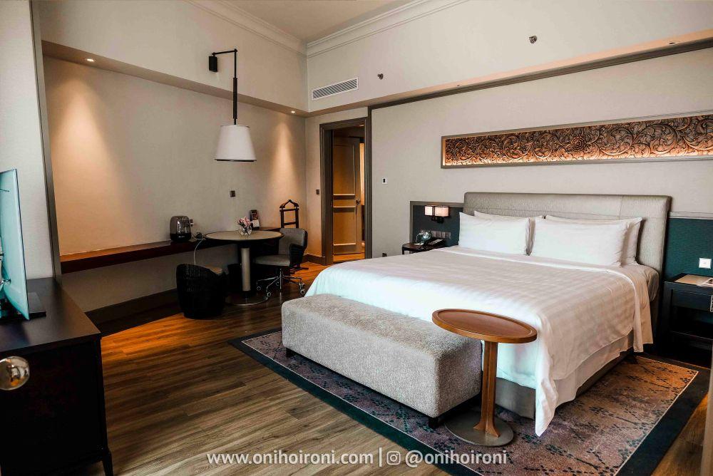 11 Review ROOM KAMAR Shangrila Surabaya Hotel Oni hoironi
