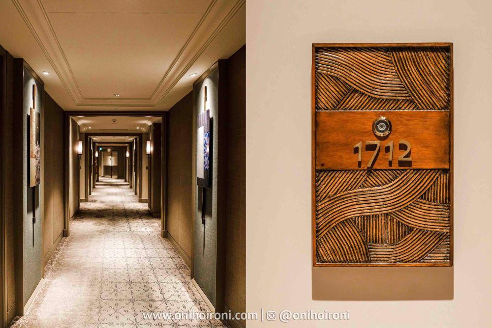 12 Review ROOM KAMAR Shangrila Surabaya Hotel Oni hoironi