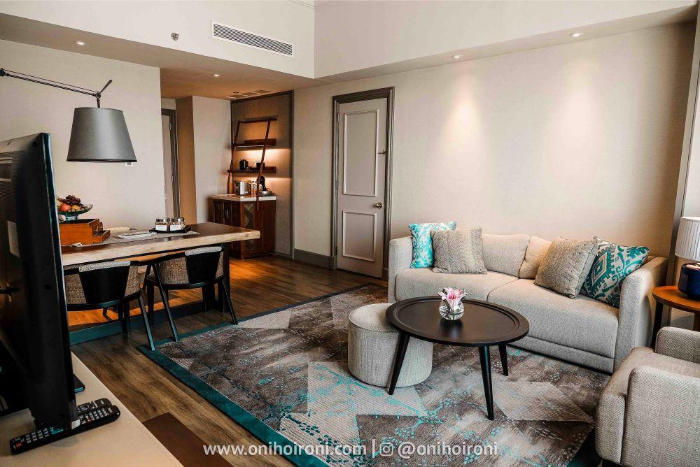 14 Review ROOM KAMAR Shangrila Surabaya Hotel Oni hoironi