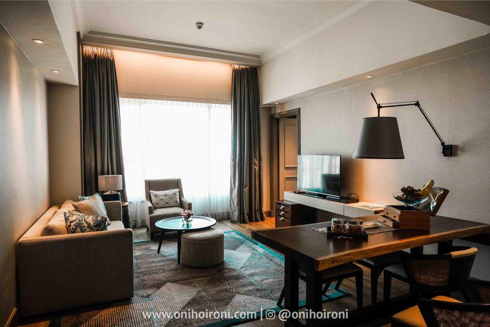 15 Review ROOM KAMAR Shangrila Surabaya Hotel Oni hoironi