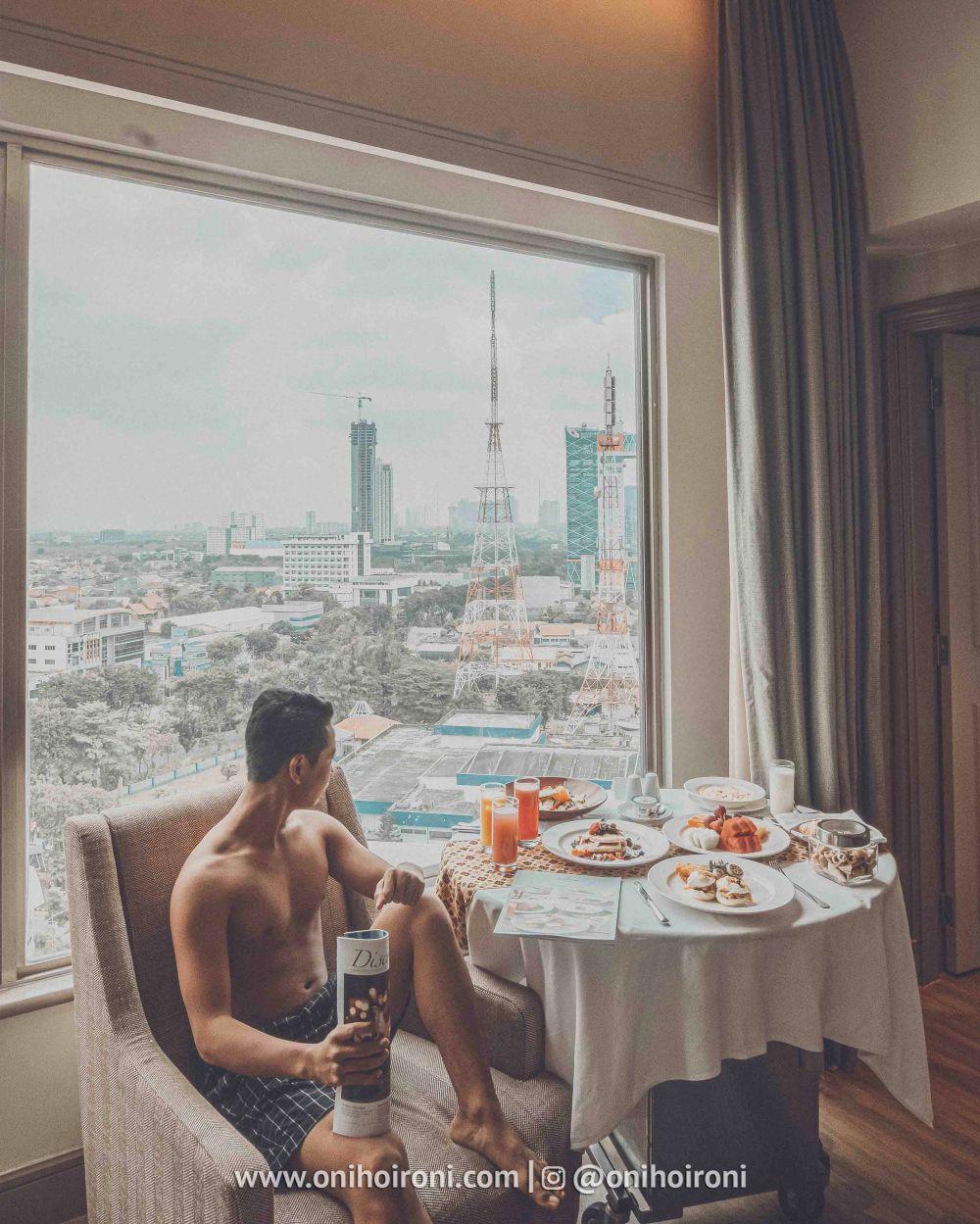 =2 Review explore ROOM KAMAR Shangrila Surabaya Hotel Oni hoironi