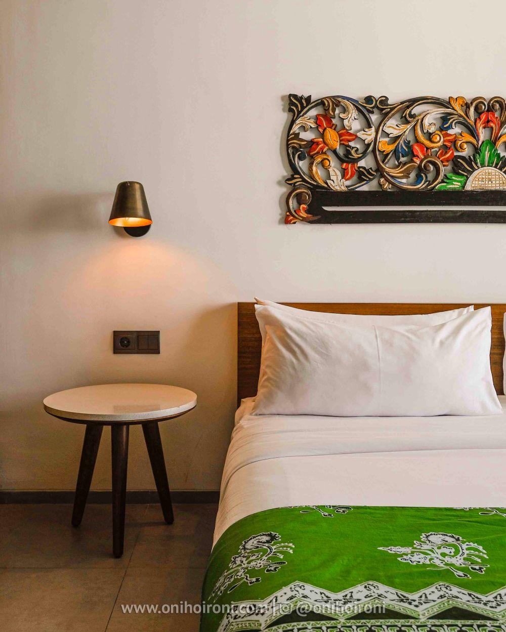 3 Room Review Hotel Dialoog Banyuwangi oni hoironi