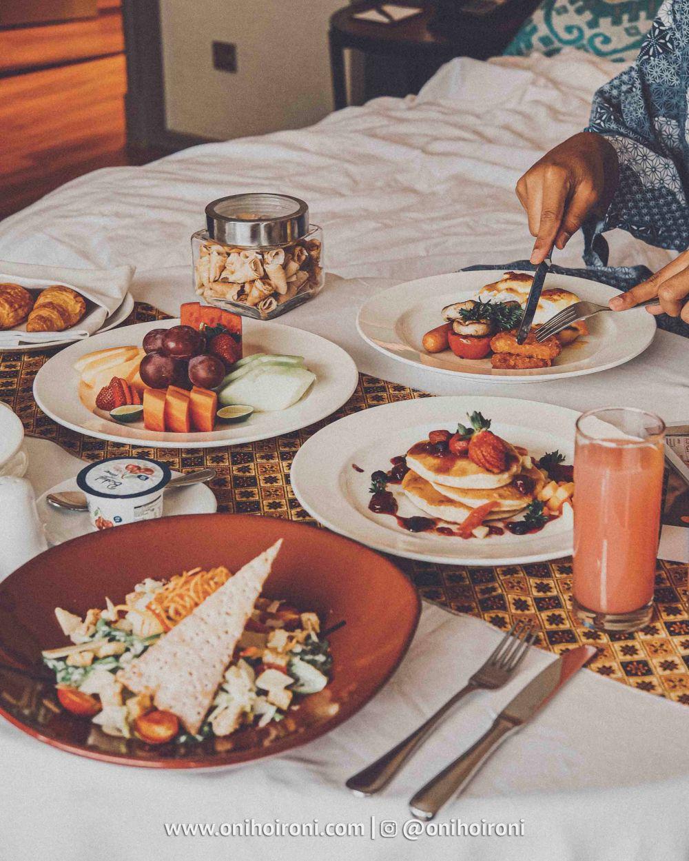 4 Review explore ROOM KAMAR Shangrila Surabaya Hotel Oni hoironi