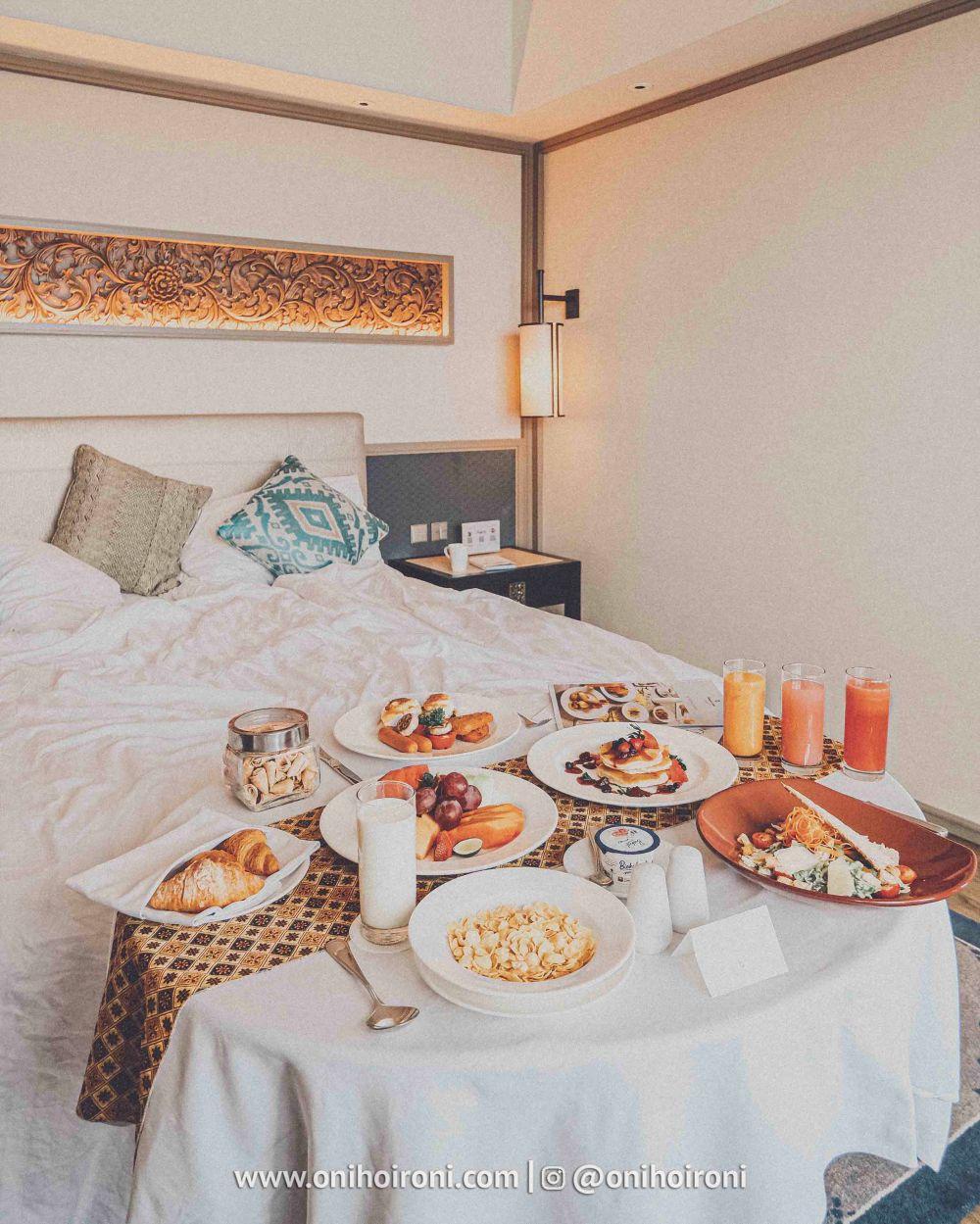 6 Review explore ROOM KAMAR Shangrila Surabaya Hotel Oni hoironi