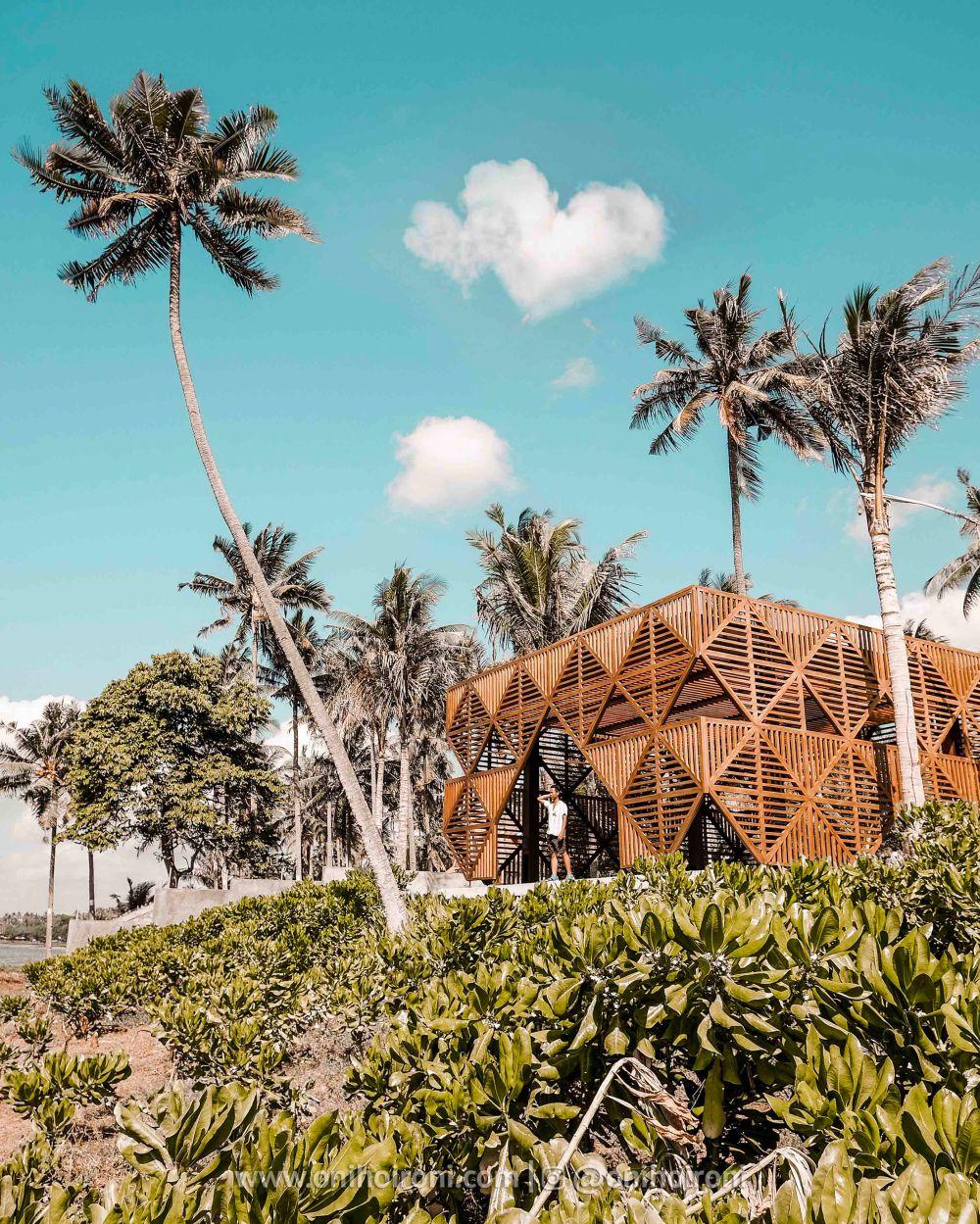 6 Spot instagramable Review Hotel Dialoog Banyuwangi oni hoironi