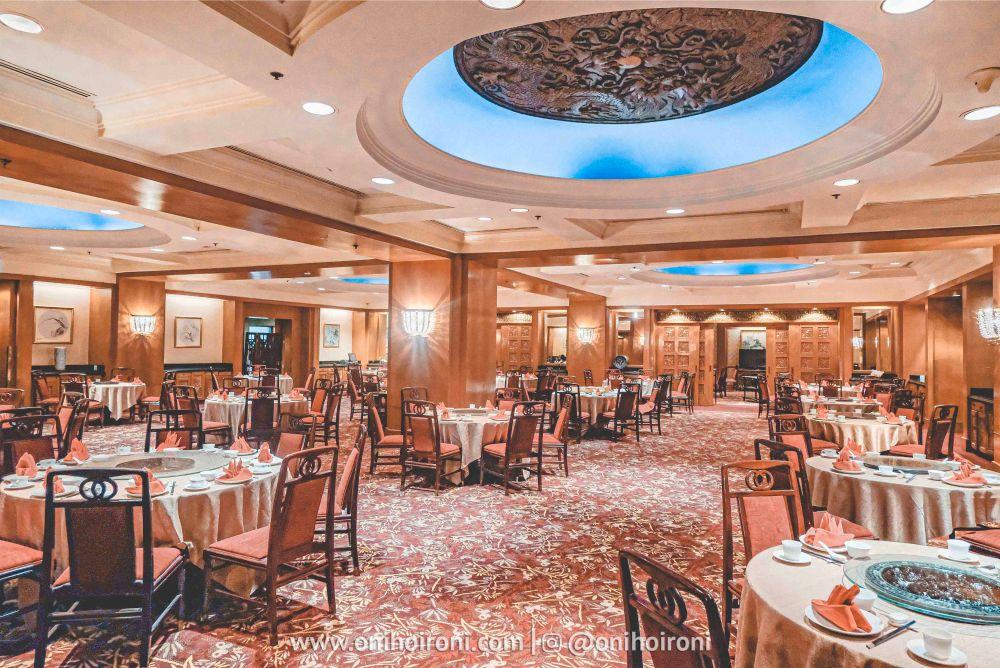 2 Review shang palace restaurant Shangrila Surabaya Hotel Oni hoironi
