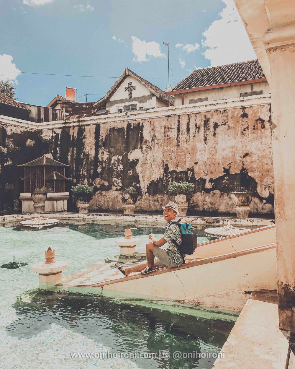 4 Tempat wisata di jogja oni hoironi