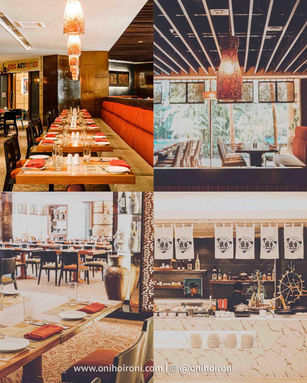 1 Review food Jamoo Restaurant Shangrila Surabaya Hotel Oni hoironi