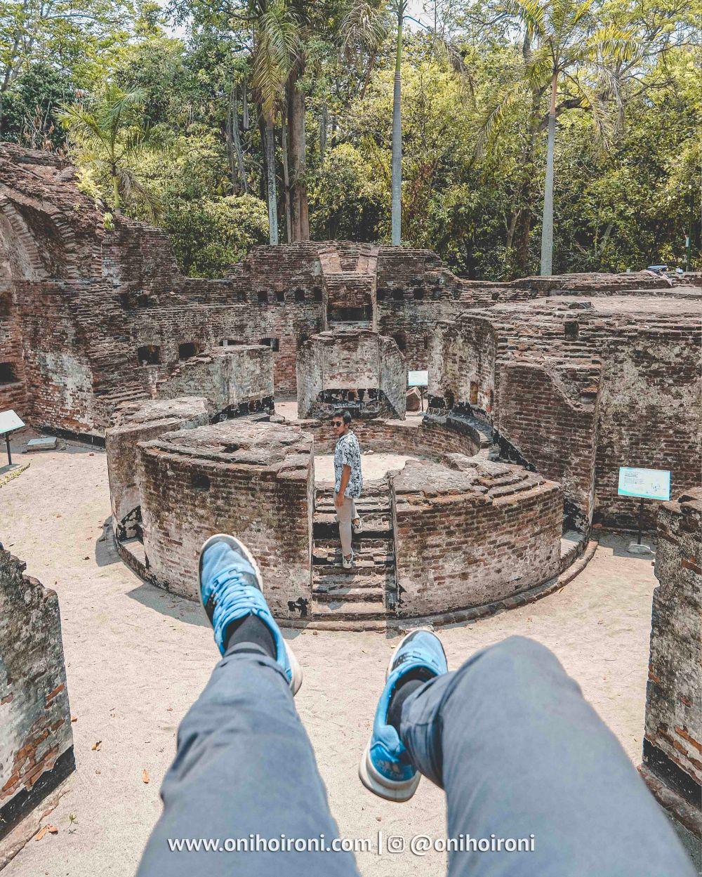 2 foto Pulau bidadari ancol