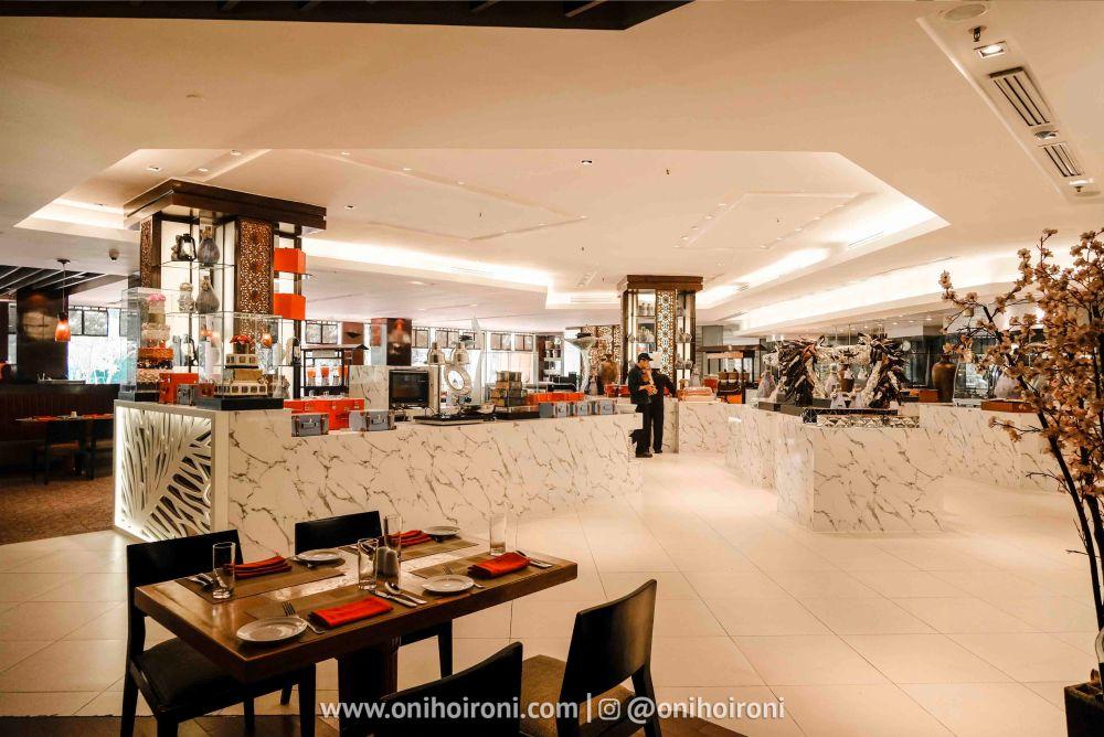 2 Review food Jamoo Restaurant Shangrila Surabaya Hotel Oni hoironi