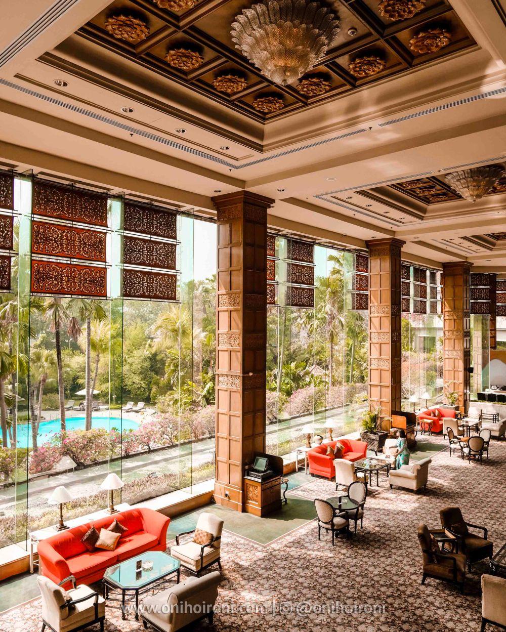 2 Review Lobby Shangrila Surabaya Hotel Oni hoironi