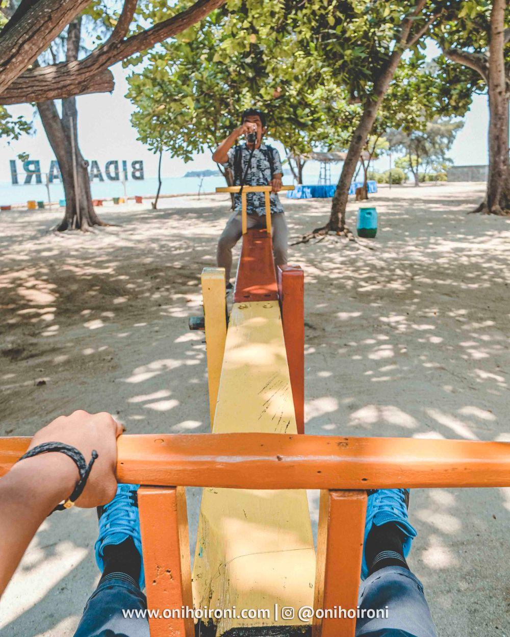 3 foto Pulau bidadari ancol