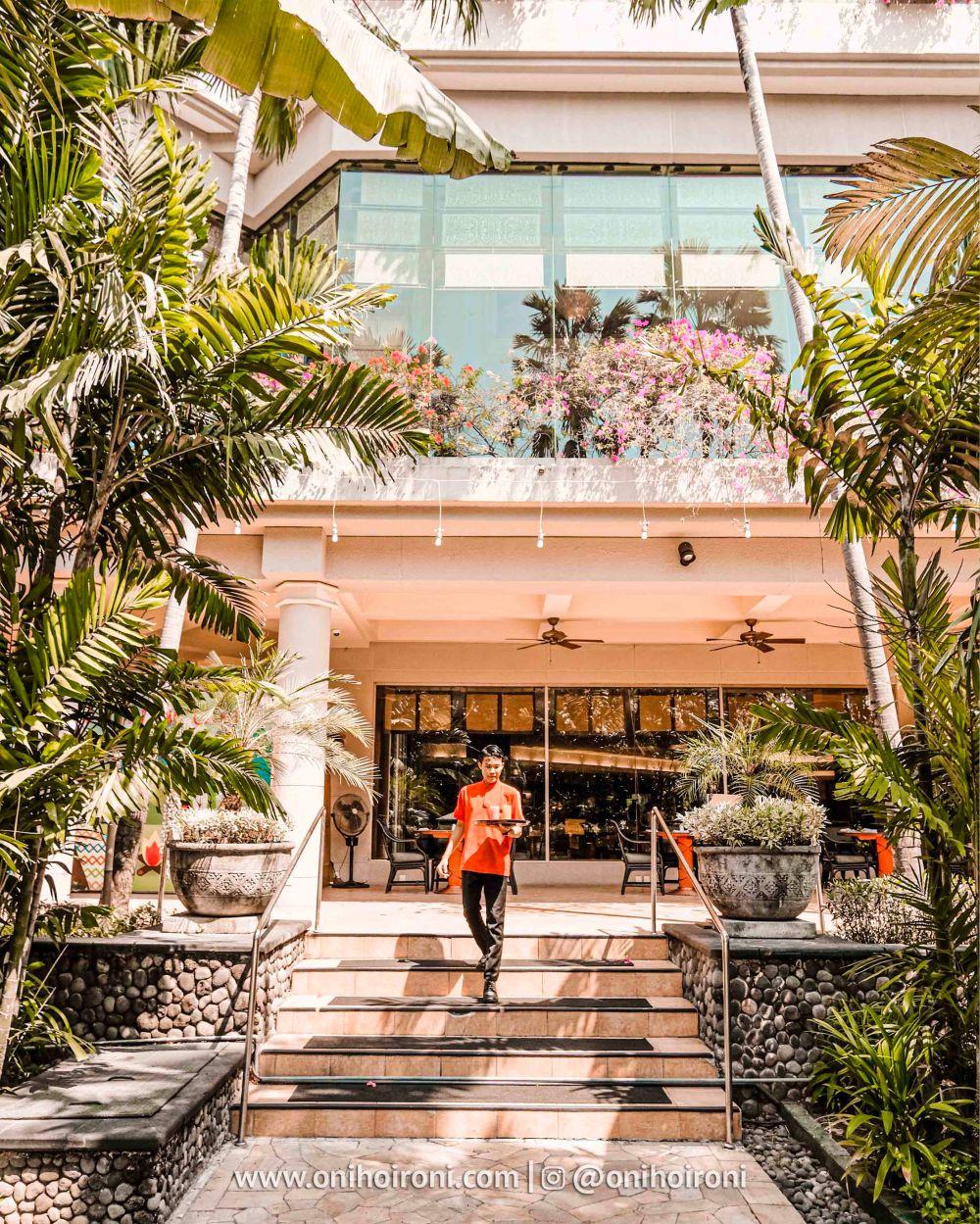 3 Review food Jamoo Restaurant Shangrila Surabaya Hotel Oni hoironi