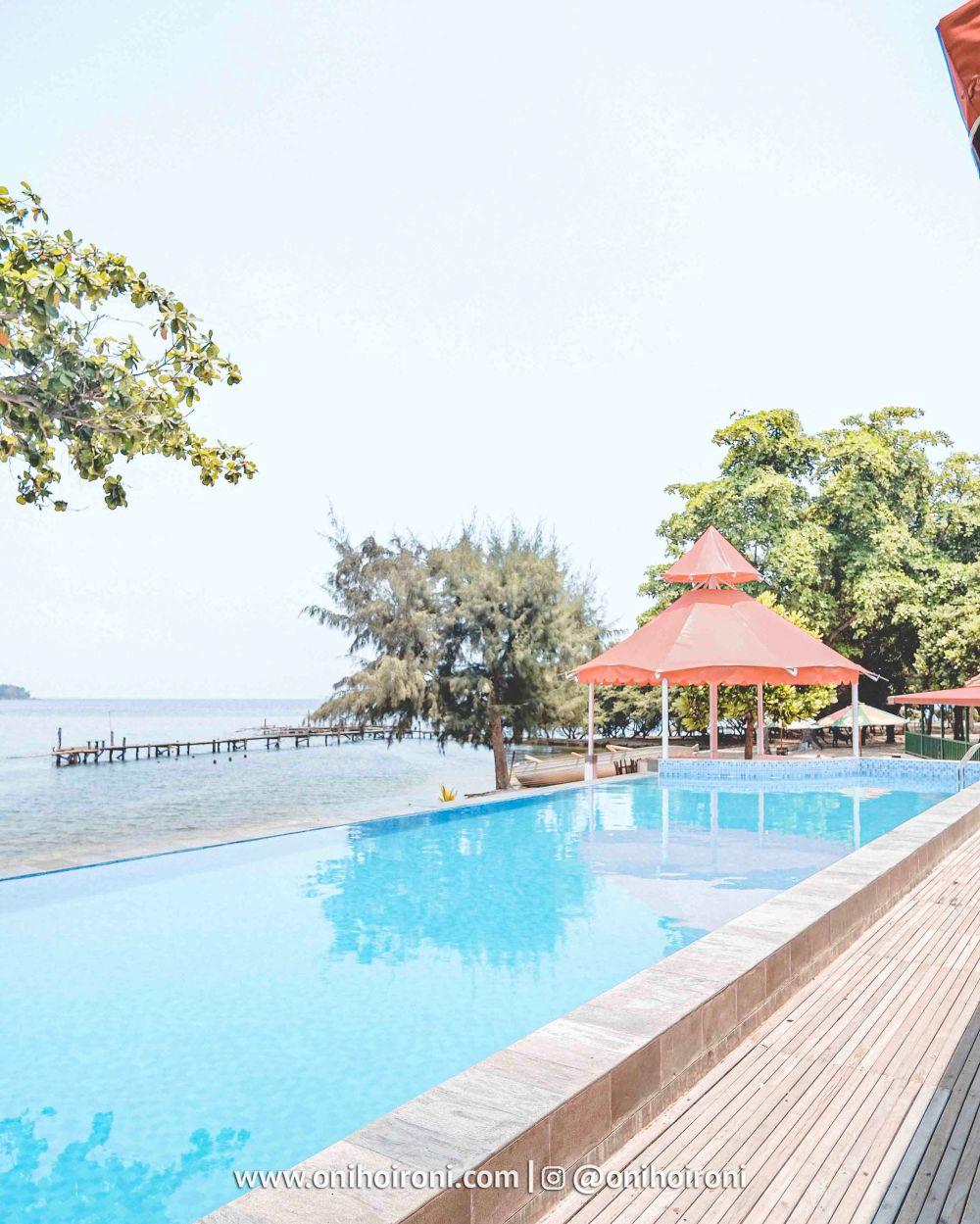 4 foto Pulau bidadari ancol