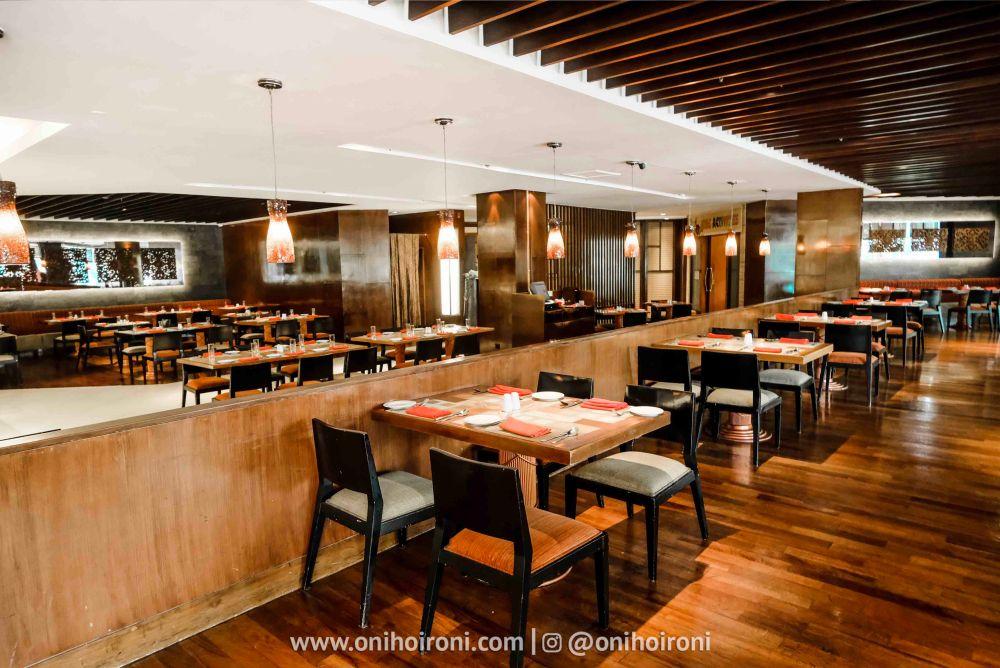 4. Review food Jamoo Restaurant Shangrila Surabaya Hotel Oni hoironi