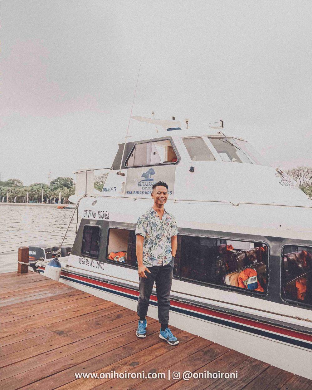5 foto Pulau bidadari ancol