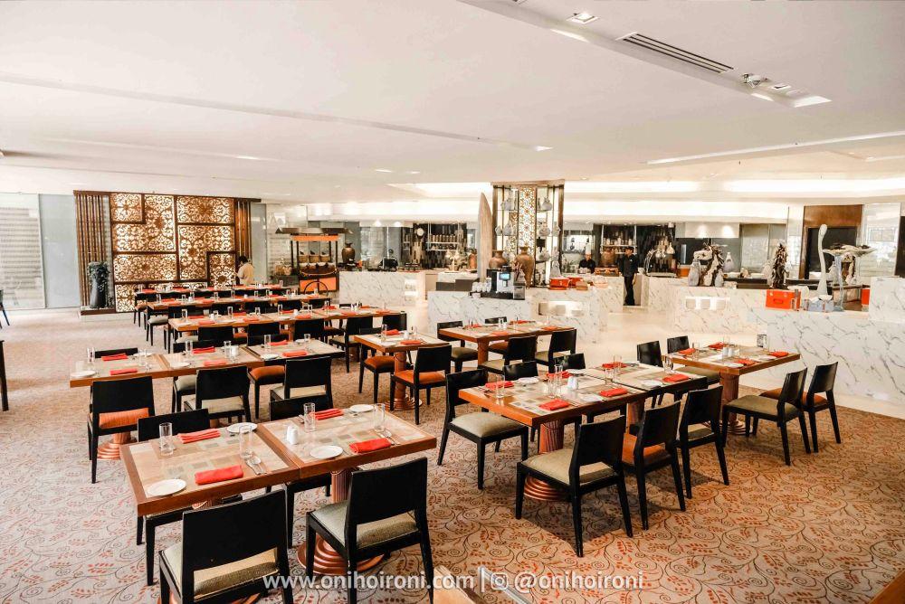 5 Review food Jamoo Restaurant Shangrila Surabaya Hotel Oni hoironi