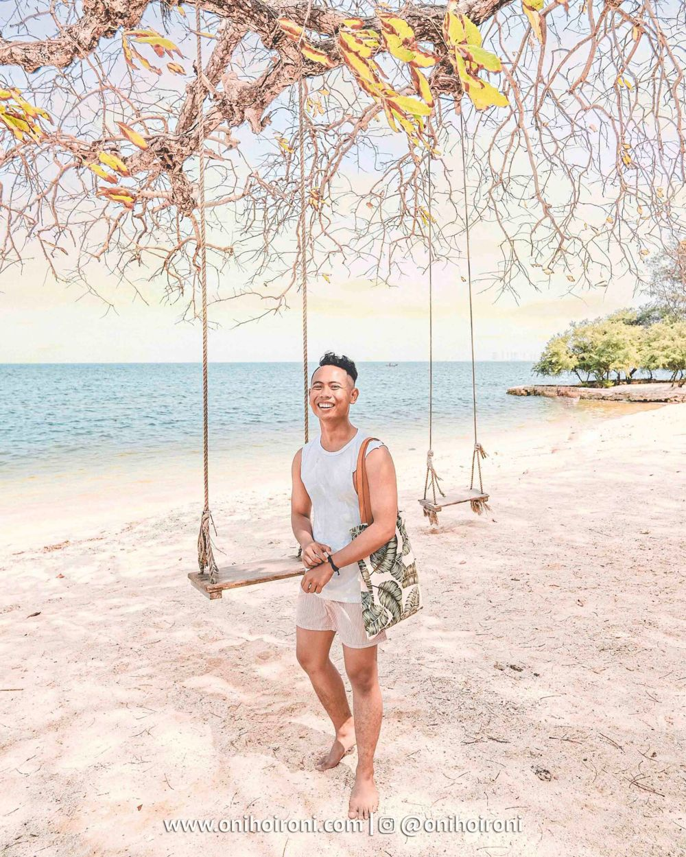 6 foto Pulau bidadari ancol