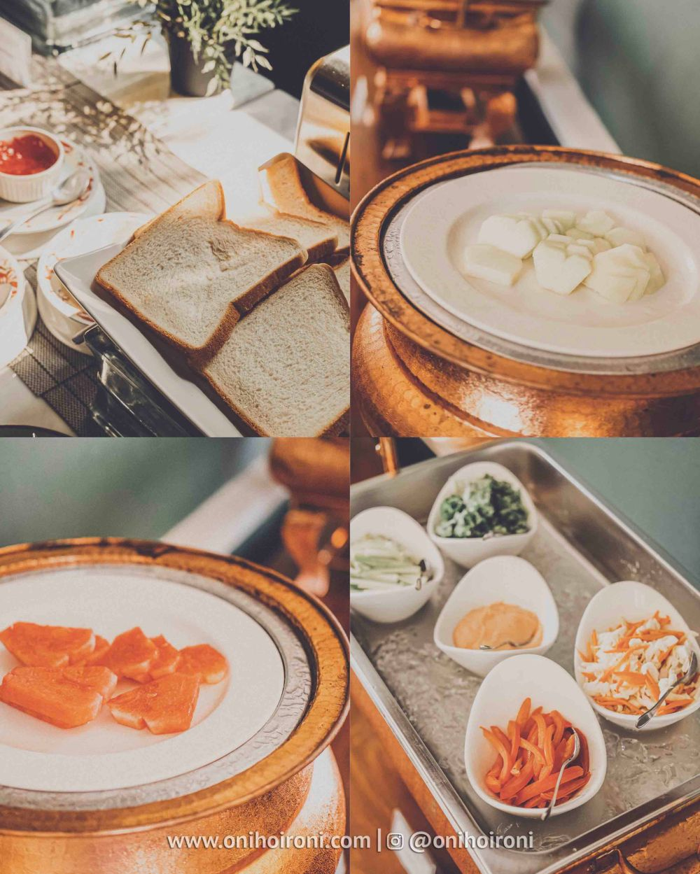 1 Review breakfast The Melchior Bogor by Baio oni hoironi