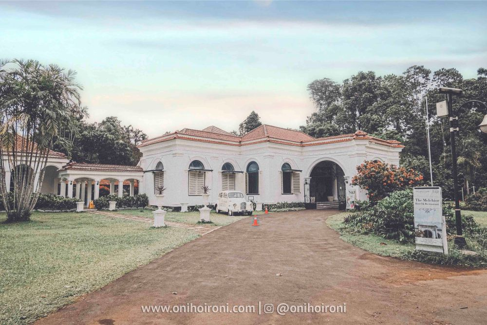 1 Review The Melchior Bogor by Baio Oni Hoironi