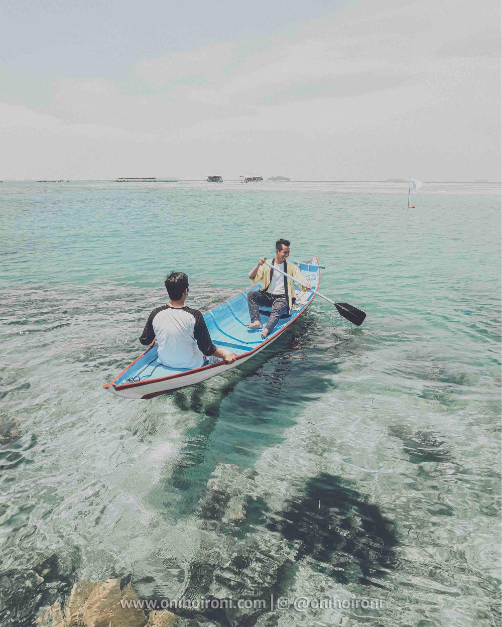 15 YBM PLN Rumput laut di kepulauan seribu oni hoironi.jpg