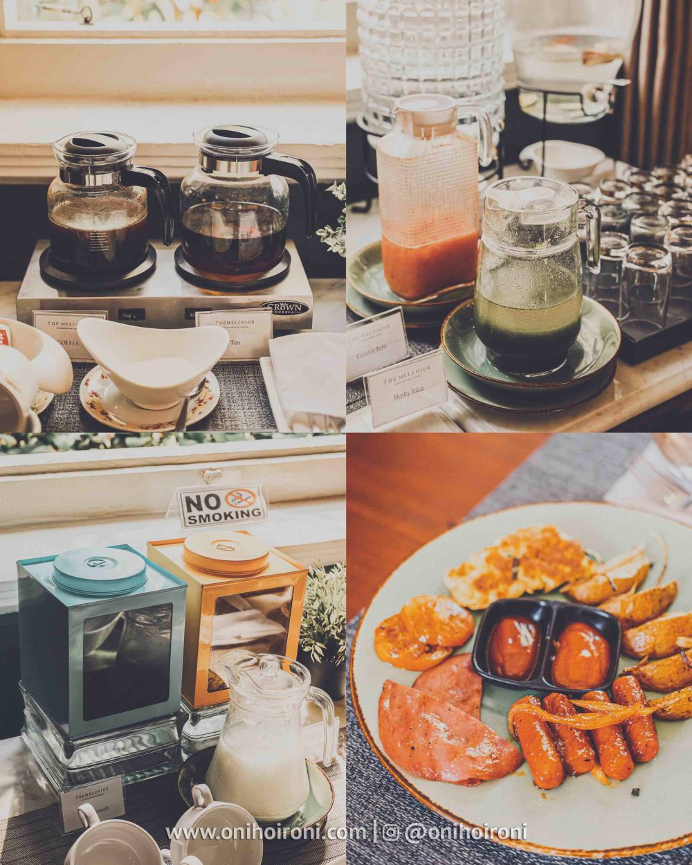 2 Review breakfast The Melchior Bogor by Baio oni hoironi