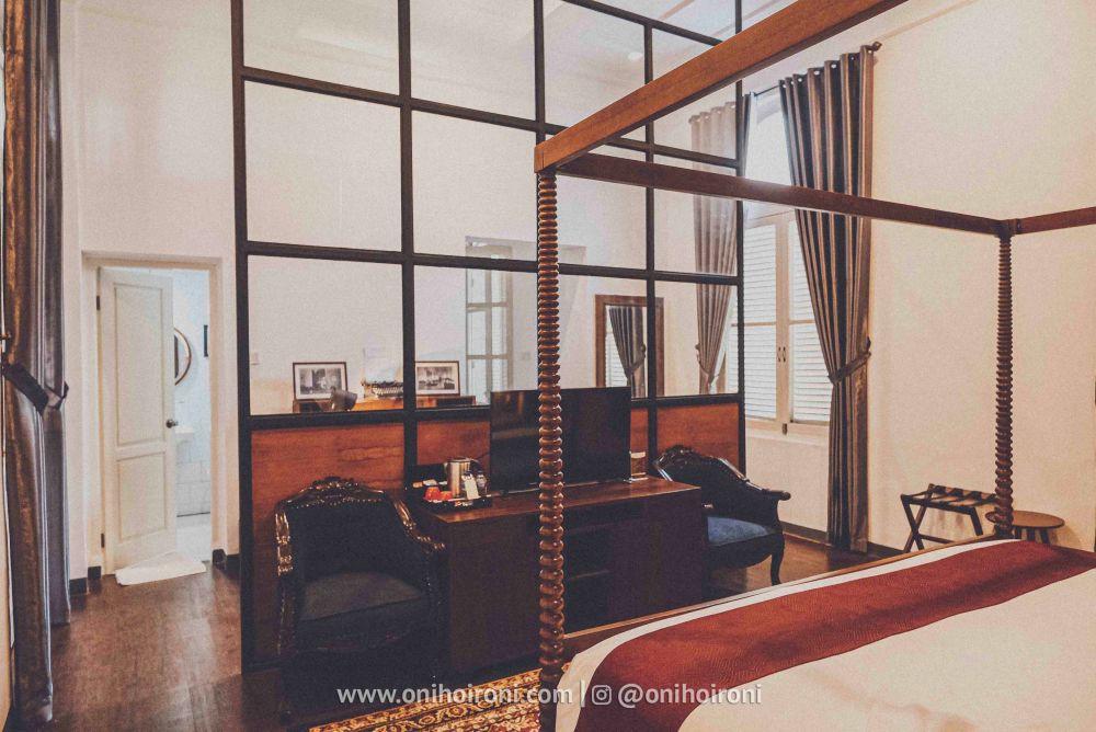 2 Review kamar The Melchior Bogor by Baio Oni Hoironi
