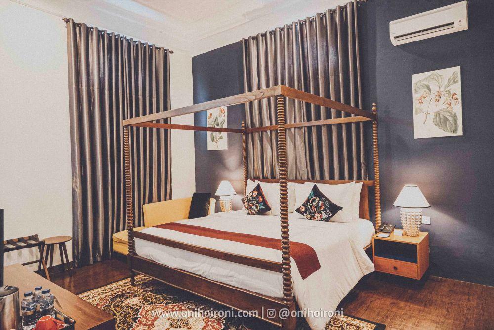 4 Review kamar The Melchior Bogor by Baio Oni Hoironi