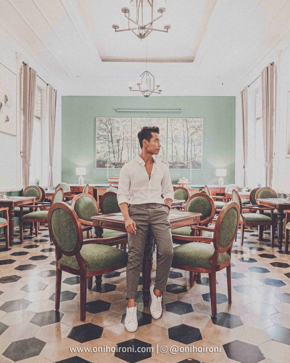 4 Review Restoran The Melchior Bogor by Baio oni hoironi