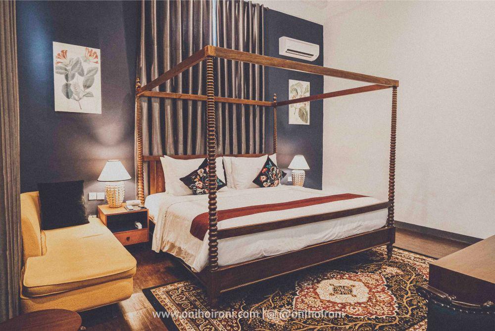 5 Review kamar The Melchior Bogor by Baio Oni Hoironi