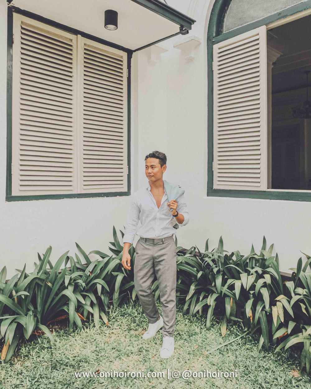5 review The melchior hotel bogor oni hoironi