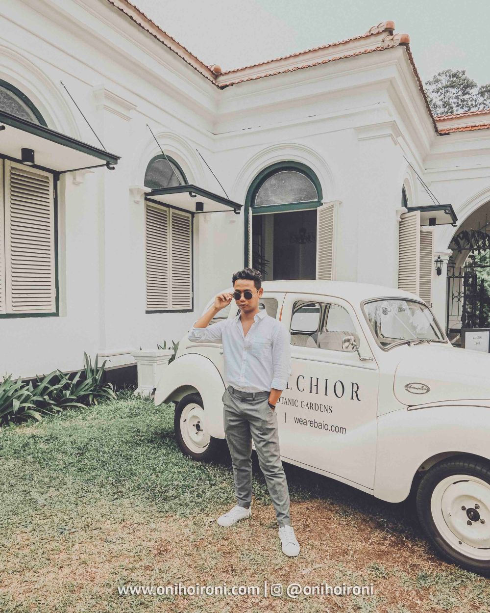 6 review The melchior hotel bogor oni hoironi