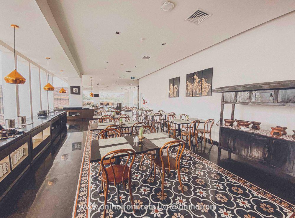 2 Restaurant whiz prime hotel maliboro review oni hoironi