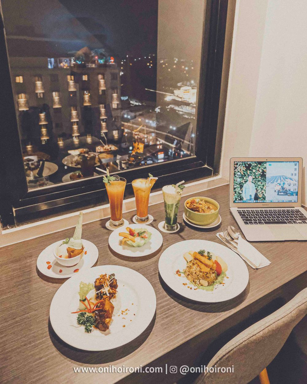 3 Makanan whiz prime hotel maliboro review oni hoironi