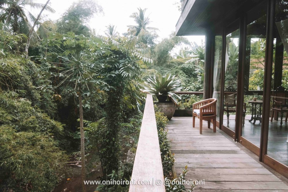 1 3rd room review Dragon house bali penjiwaan community onihoironi
