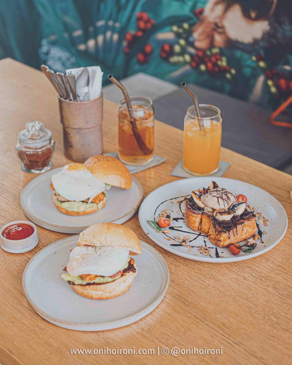 3 breakfast review artotel haniman ubud oni hoironi