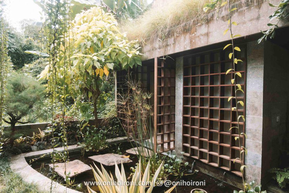 3 roomreview Dragon house bali penjiwaan community onihoironi