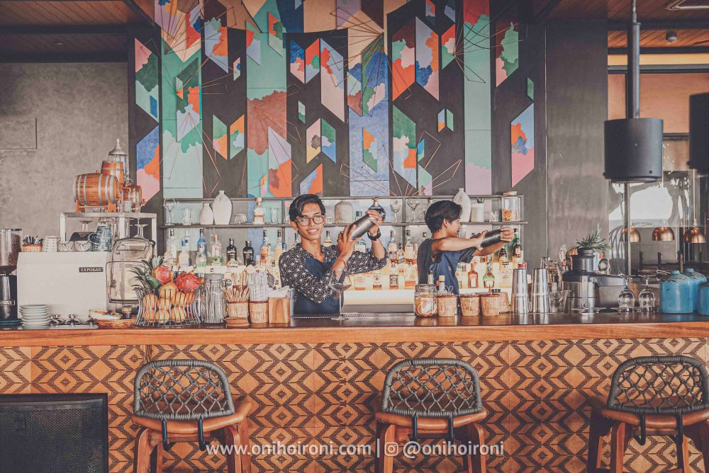 5 Beverages review SugarSand - Beachside Restaurant and Bar, seminyak, bali, oni hoironi copy