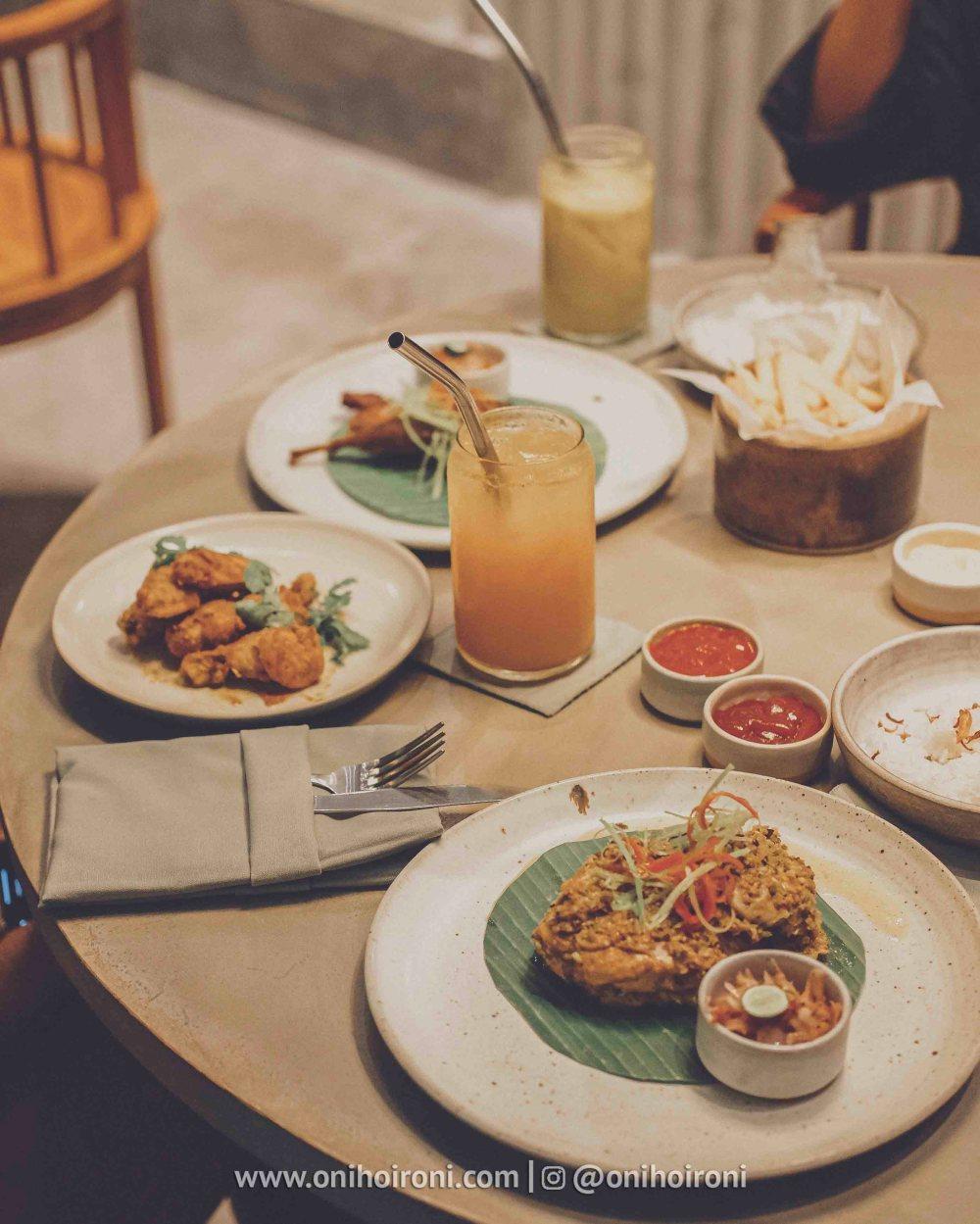 5 food jatayu restoreview artotel haniman ubud oni hoironi
