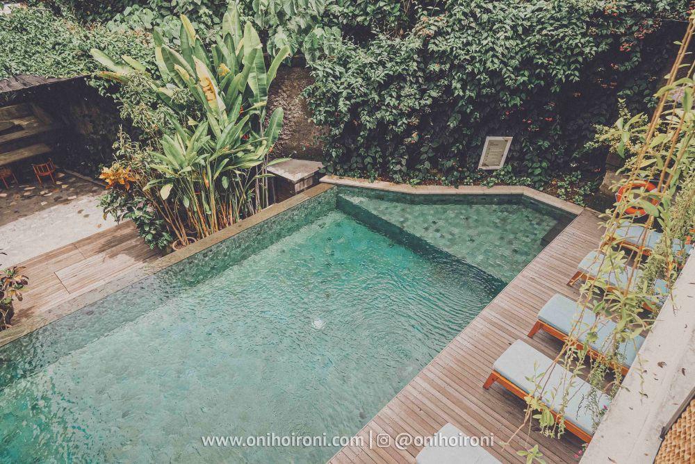 5 Swimming pool artotel haniman ubud bali oni hoironi