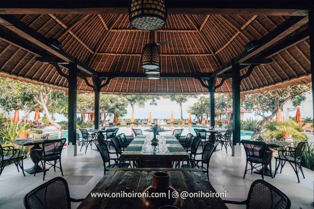 1 Olah-olah restaurant Sudamala Suites & Villas Senggigi, Lombok