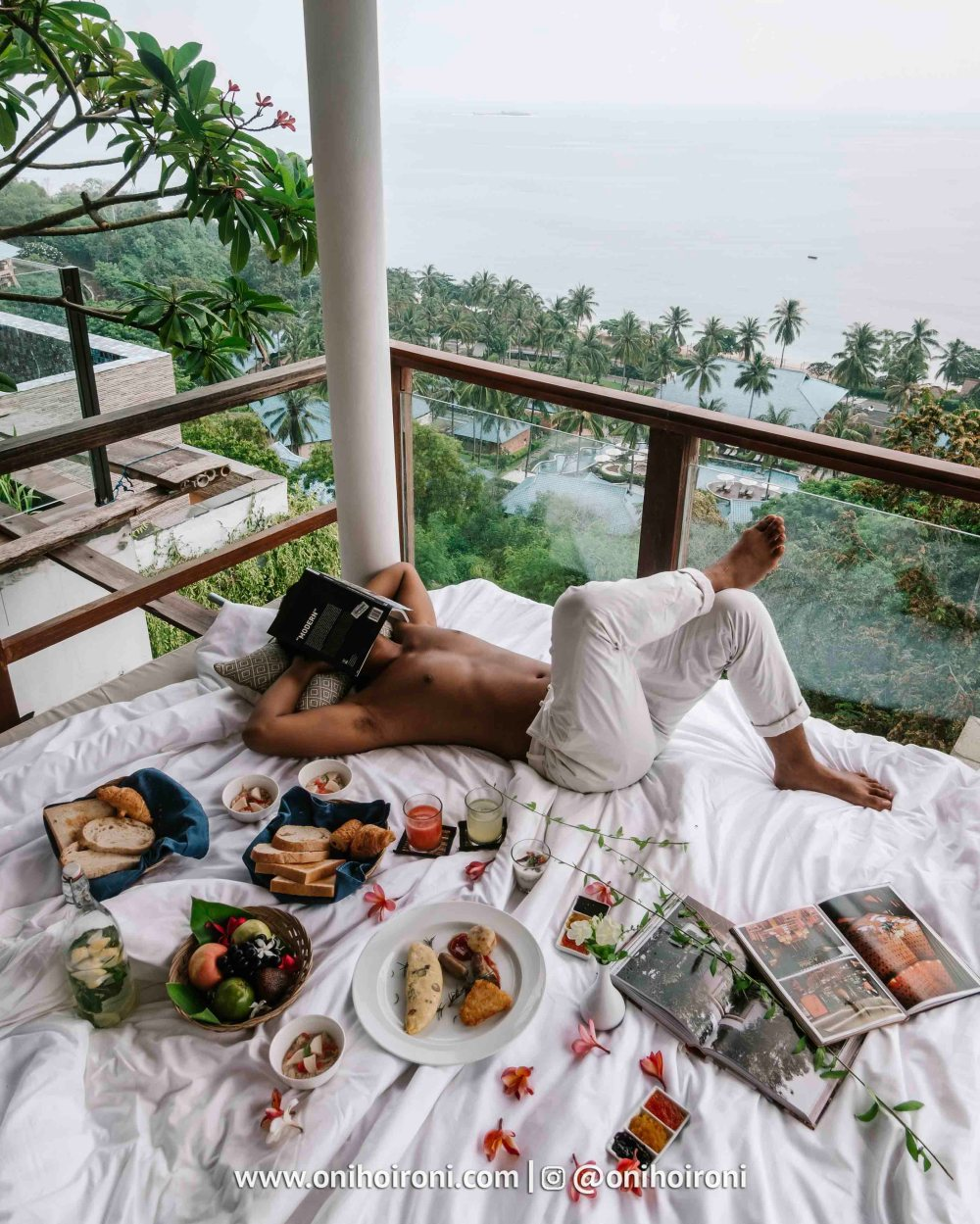 1 Private Villareview Wyndham Sundancer Resort Lombok onihoironi