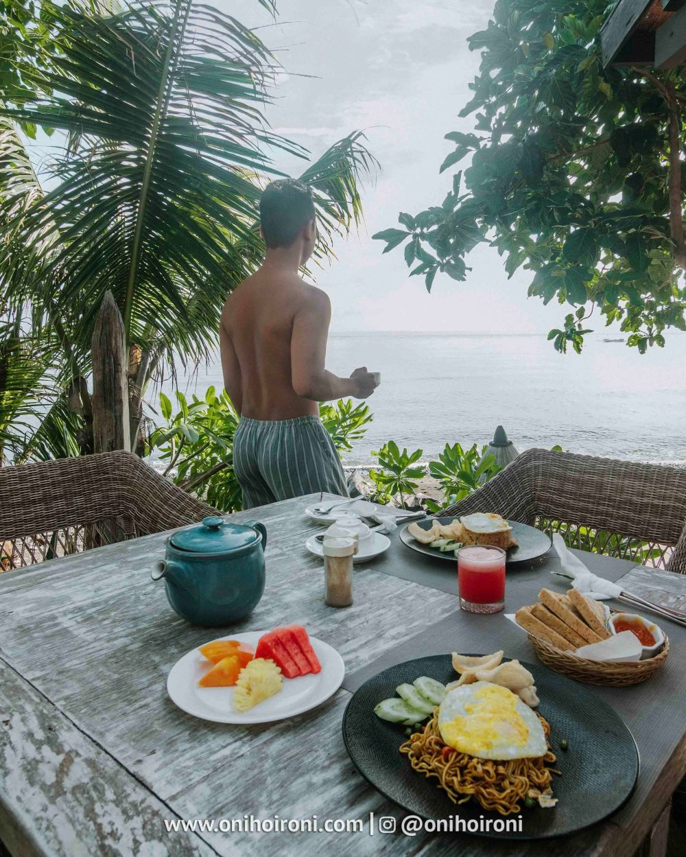 1 review Amed lodge by sudamala resort oni hoironi