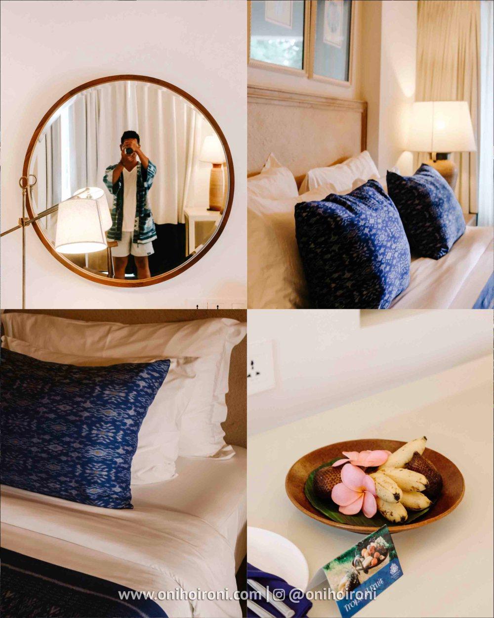 1 room Sudamala Suites & Villas Senggigi, Lombok