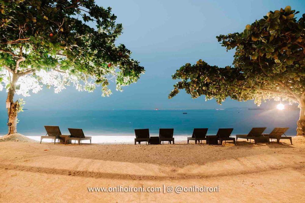 2 Beach club review Wyndham Sundancer Resort Lombok onihoironi
